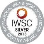 IWSC2013 Silver Medal